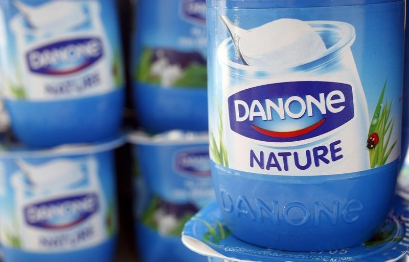 European Stocks Edge Higher; Danone Surges as CEO Departs