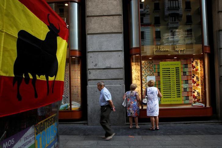 Spagna, prezzi al consumo finali luglio armonizzati confermati a 1,7% su anno