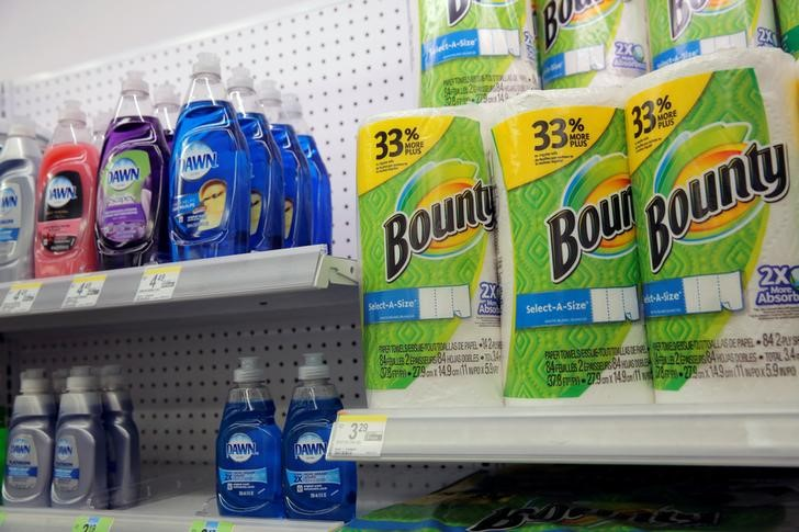 Procter & Gamble Posts Strong Q2 on Demand for Cleaning Products