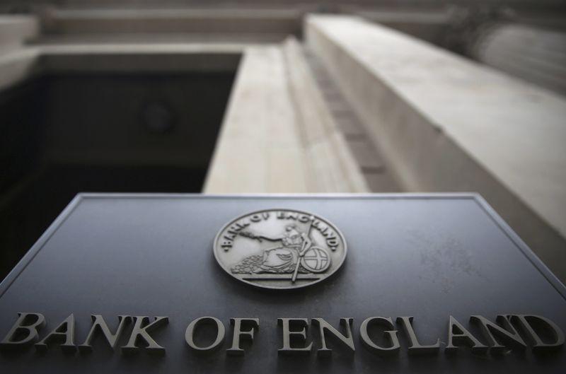 Banco da Inglaterra mantém taxas de juros