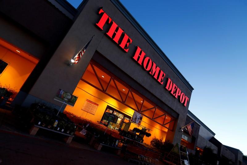 Home Depot, Foot Locker and Deere Rise Premarket