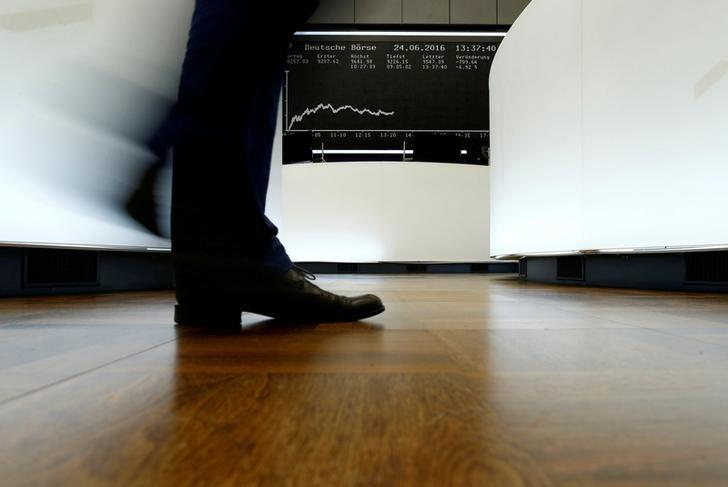 Almanya piyasaları kapanışta karıştı; DAX 0,24% değer kaybetti