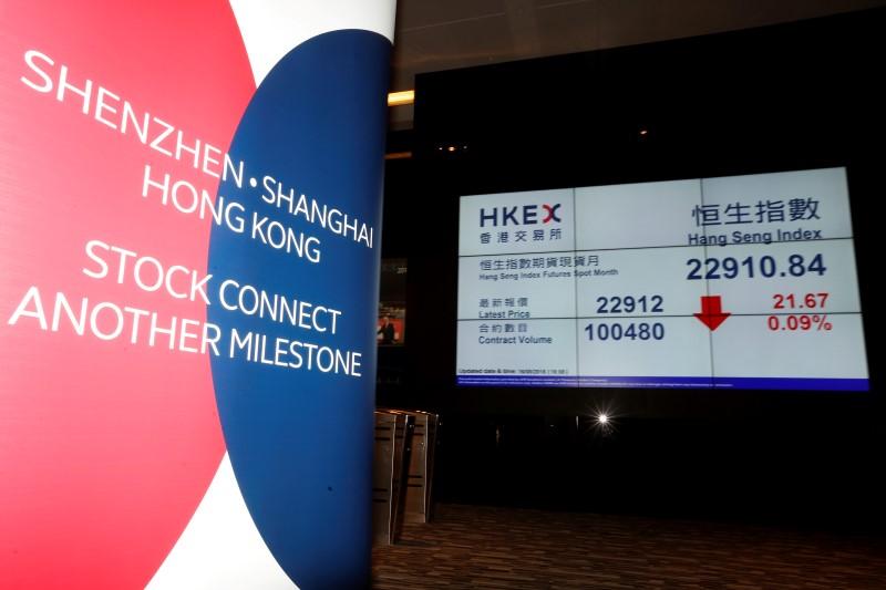 El Hang Seng cae ante la amenaza de más sanciones de EEUU a firmas chinas
