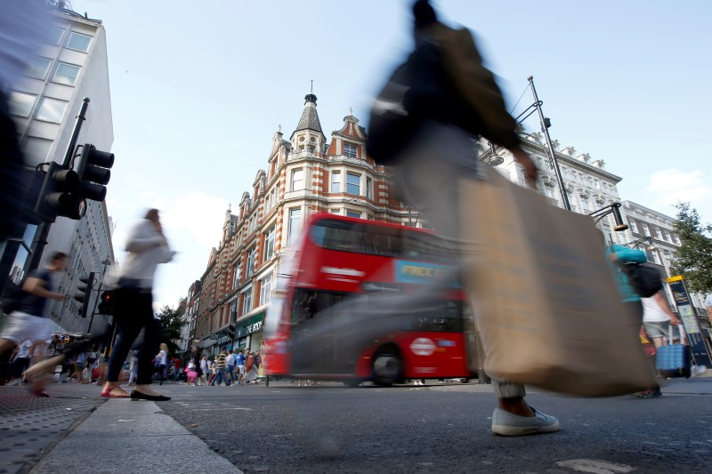 U.K. Annual Inflation Hits Two-Year Low of 1.8%