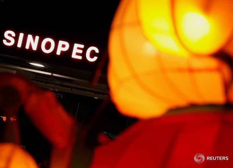 China's Sinopec posts $6 billion H1 profit on rebounding oil prices, better demand