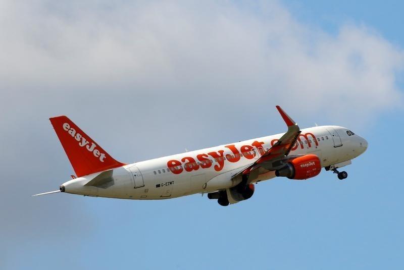 Акции EasyJet подешевели после отказа продать бизнес