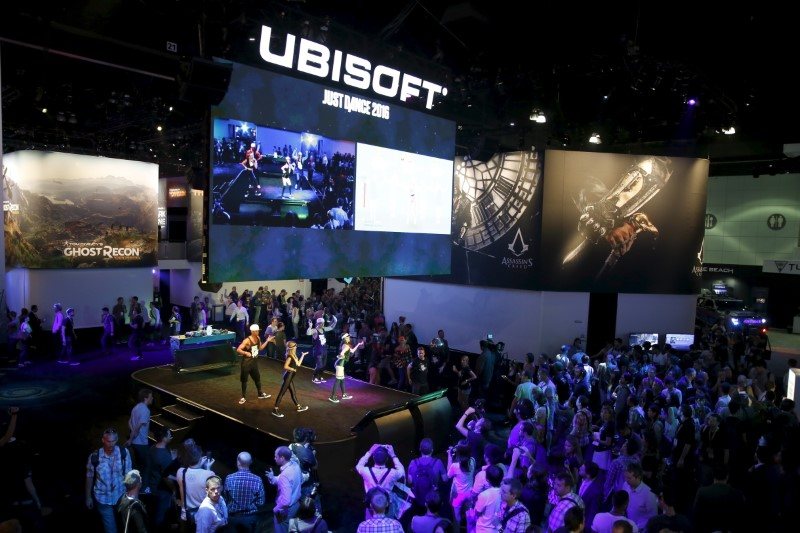 Ubisoft Drops On Delaying Release Of Two New Games