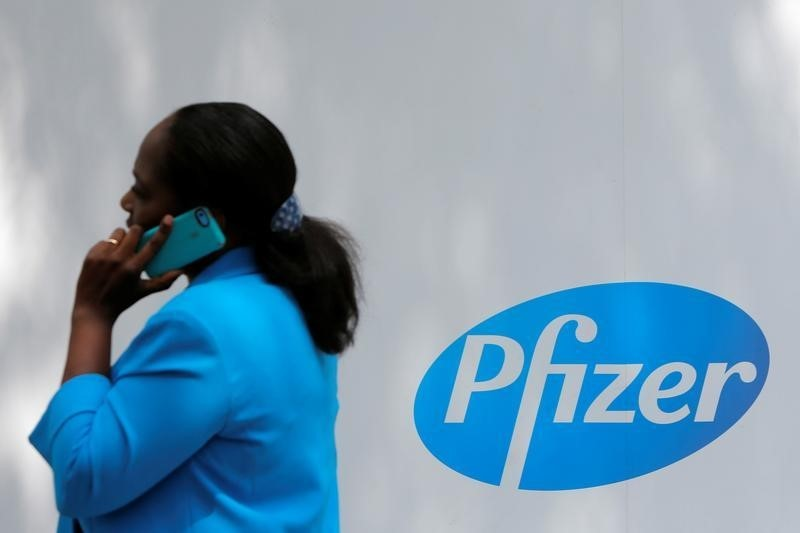 Buy the Dip in Pfizer, Here's Why