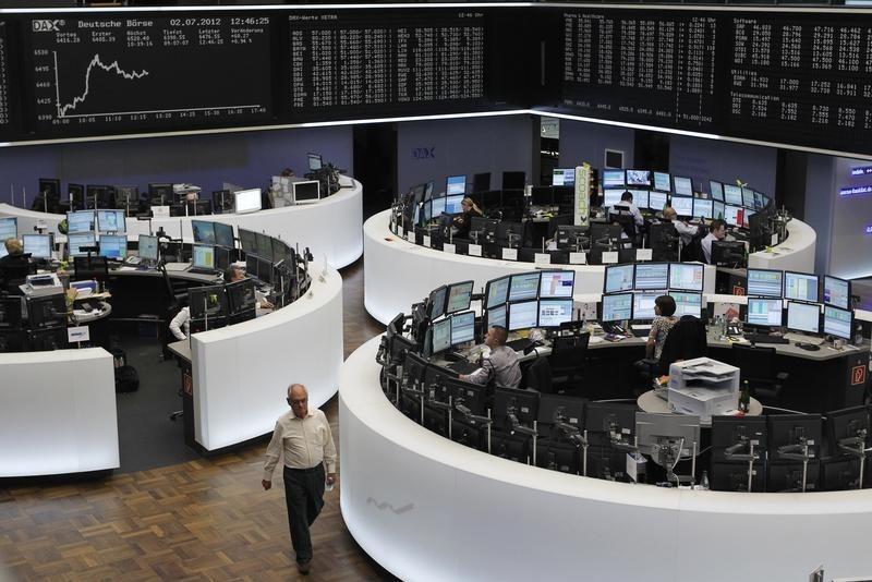 Almanya piyasaları kapanışta düştü; DAX 2,31% değer kaybetti