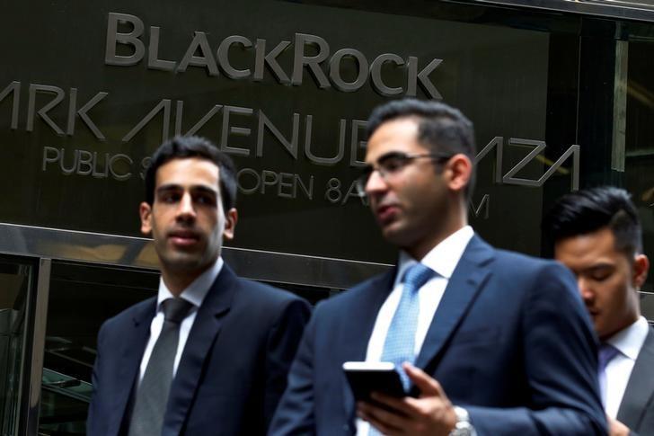 BlackRock Stock Falls 3%