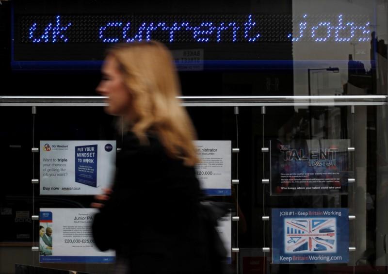 Минимальная безработица в Великобритании за 44 года