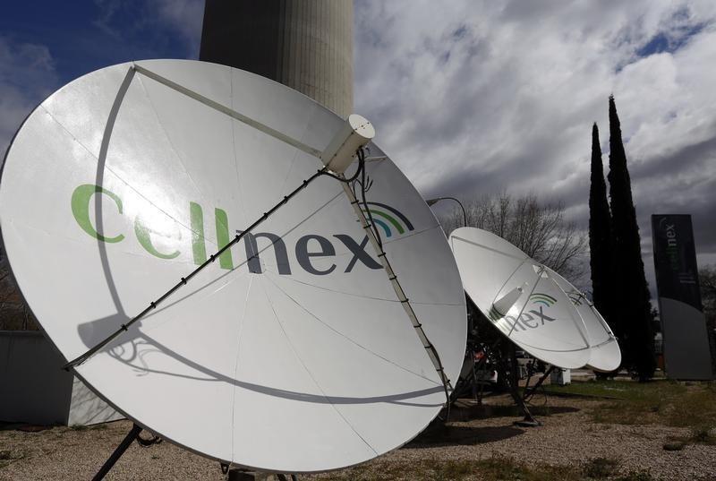 Cellnex, la mejor del Ibex 35 tras su acuerdo con Deutsche Telekom
