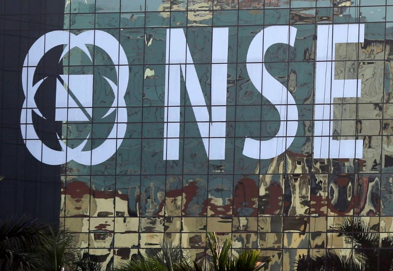 India stocks lower at close of trade; Nifty 50 down 0.10%