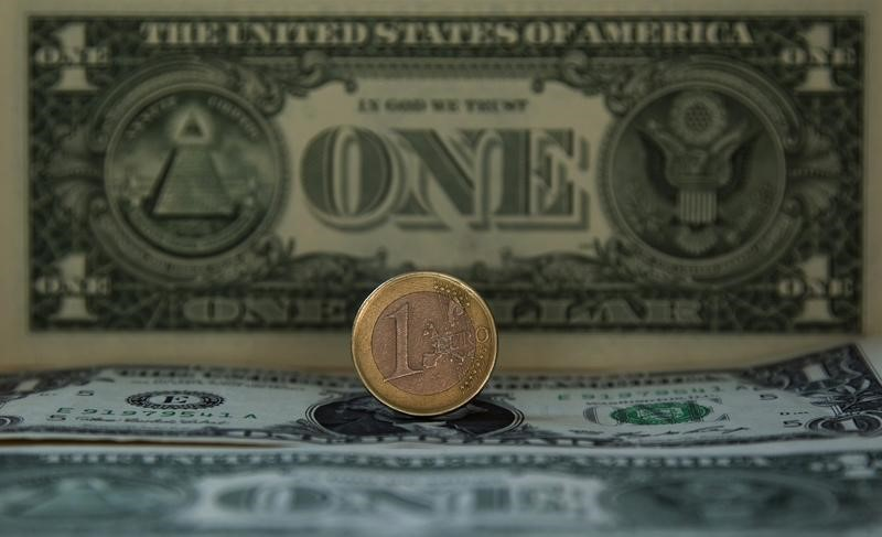 Valuta: euro en dollar in evenwicht