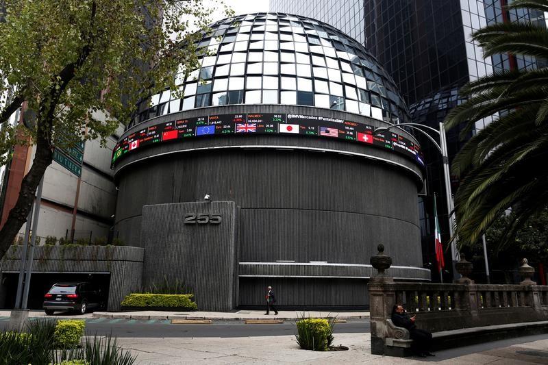 Рынок акций  Мексики закрылся ростом, S&P/BMV IPC прибавил 0,94%