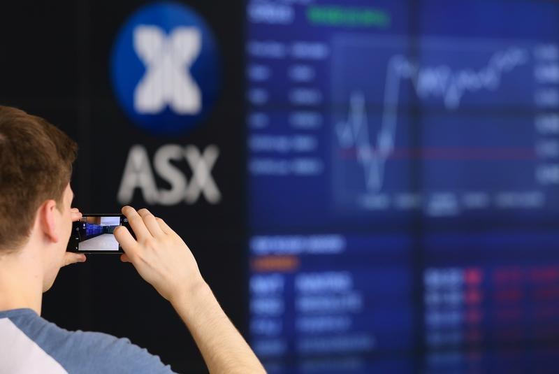 Australia stocks lower at close of trade; S&P/ASX 200 down 0.27%