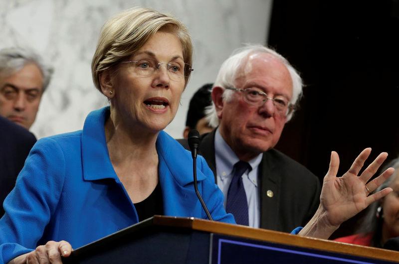 """""""Powell es un hombre peligroso para dirigir la Fed"""", dice senadora Warren de EE.UU"""