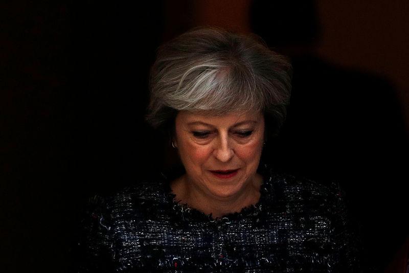 Brexit, Theresa May annuncia dimissioni per il 7 giugno