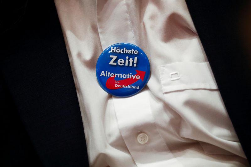 POLITIK-BLICK-Medien - Weidel und Chrupalla wollen gemeinsam AfD-Spitzenkandidatur übernehmen