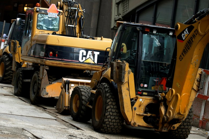 Buy the Dip in Caterpillar, Here's Why