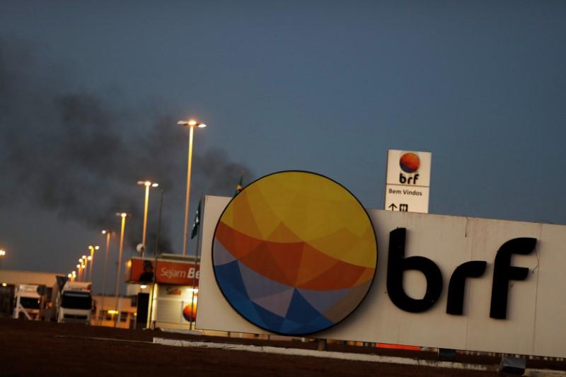 Ações da BRF operam em queda com impasse sobre formação de conselho