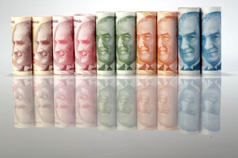 Türk lirasının reel değeri Temmuz'da dip seviyeden döndü
