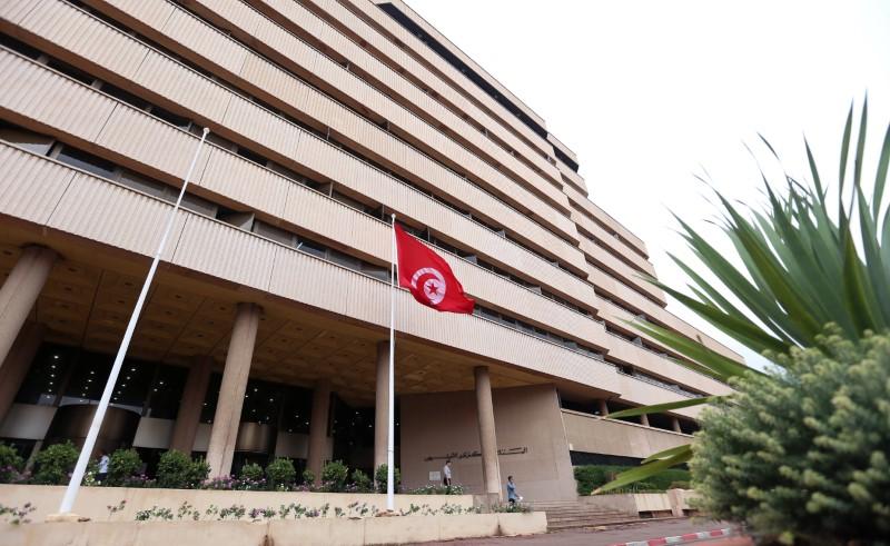تراجع مؤشرات بورصة تونس في نهاية التعاملات