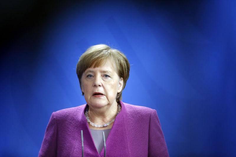 Merkel - Sind auf gutem Weg für Sektorenziele bei Klimaschutz