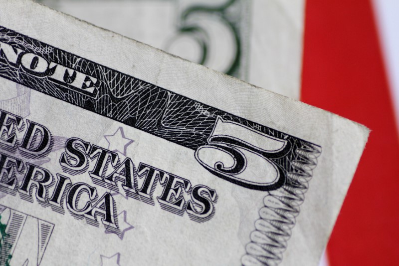 Dollar Edges Higher; Rebounding After Powell Disappoints Bulls