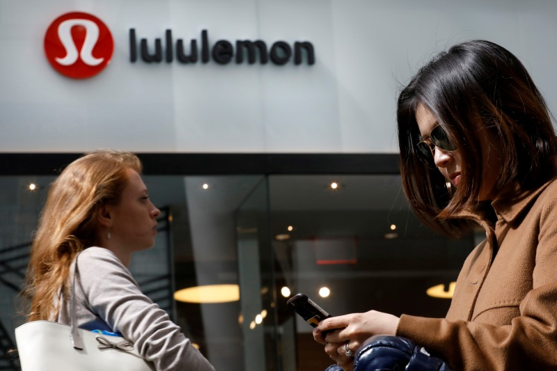 Lululemon Gains As Goldman Sachs Puts It On Conviction List