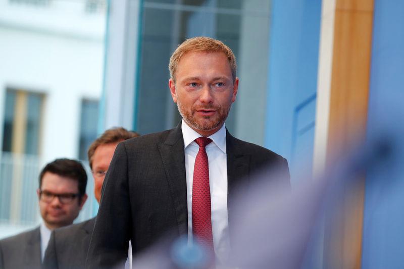 Lindner als FDP-Vorsitzender wiedergewählt