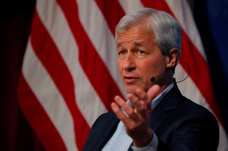 JPMorgan уговорил своего босса остаться, вручив щедрый бонус