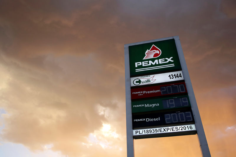 Latest Mexico decisions on Pemex neutral for credit rating: S&P