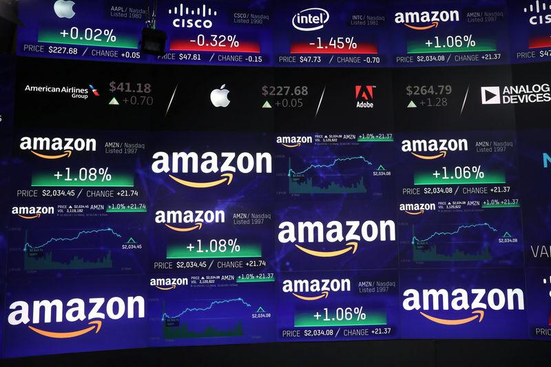 Piyasalar – Amazon, Apple, GM, Tesla, Campbell Soup Yükseldi