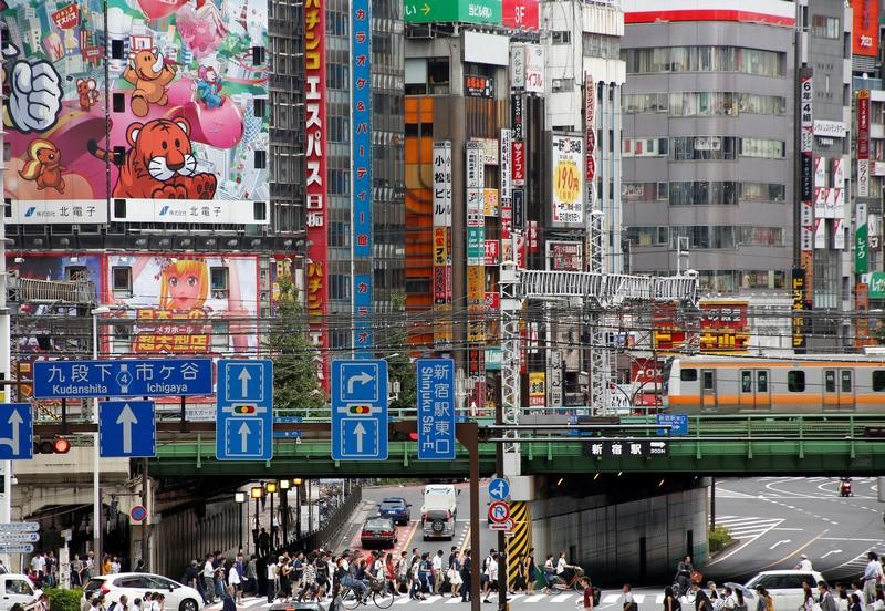 Japan's Economic Growth for Last Quarter Revised Up to 1.9%