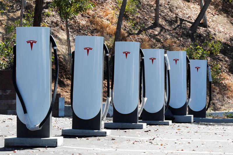 Tesla Rallies 40% in One Week as Investors Can't Get Enough