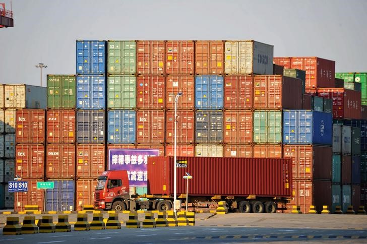 Объем грузоперевозок в Китае в январе-ноябре 2020 года составил 41,85 млрд тонн