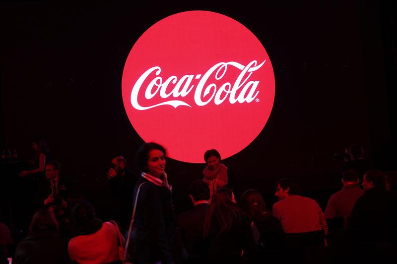 Gest Cristiano Ronaldo uderza w akcje Coca Coli