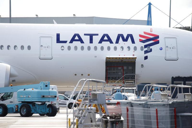 Governo monitora situação da Latam Airlines, diz ministro