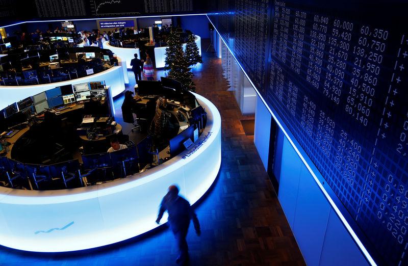Les actions allemandes sont en hausse à la clôture des marchés;  DAX en hausse de 0,78%