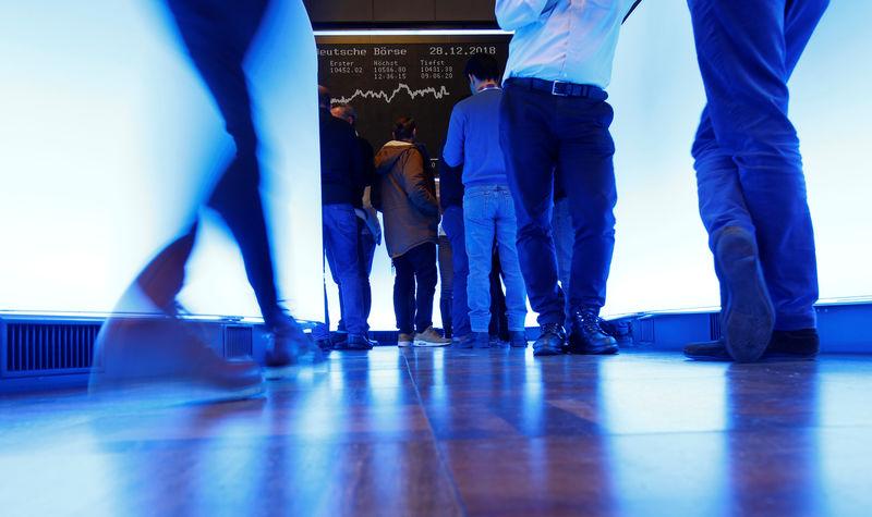 Los índices de Alemania, mixtos al cierre; el DAX avanza un 1,00%