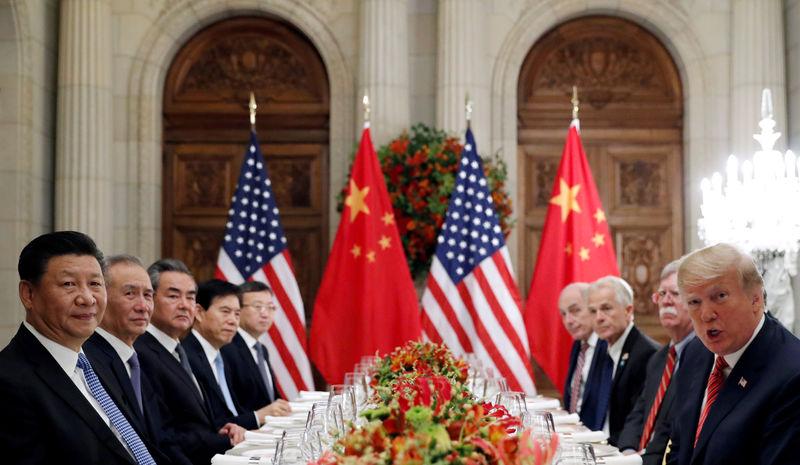 Waffenstillstand im Handelskrieg zwischen den USA und China vereinbart - Kreise