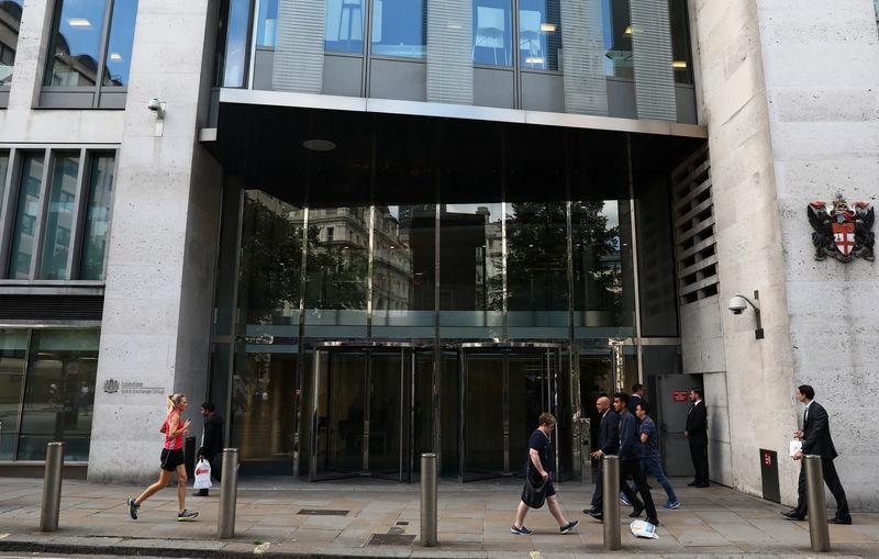 U.K. shares higher at close of trade; Investing.com United Kingdom 100 up 0.13%