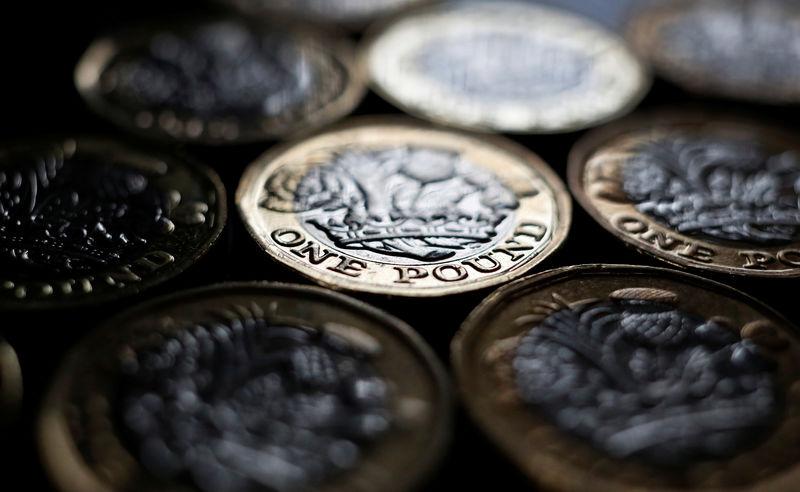 Pound Drops After Brexit Saga Brings BOE Rate-Cut Bets Forward