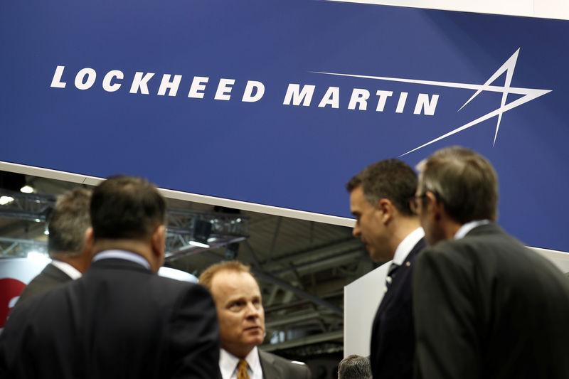 Lockheed Martin winst en omzet hoger dan voorspeld