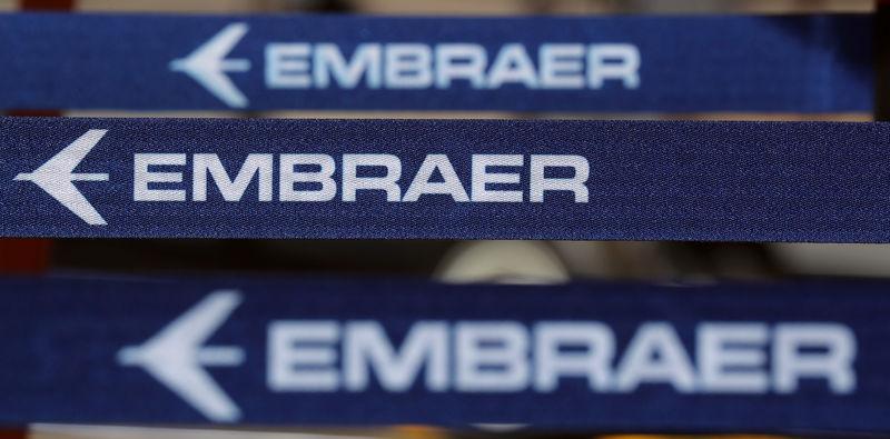 Ações da Embraer sobem 12% após encomenda de táxis aéreos e relatório do Goldman