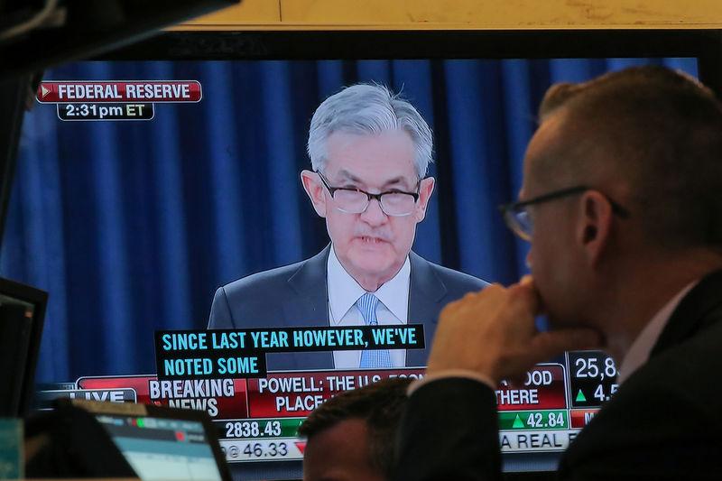 عاجل - شاهد: رئيس الفيدرالي يدلي بشهادته في الكونجرس