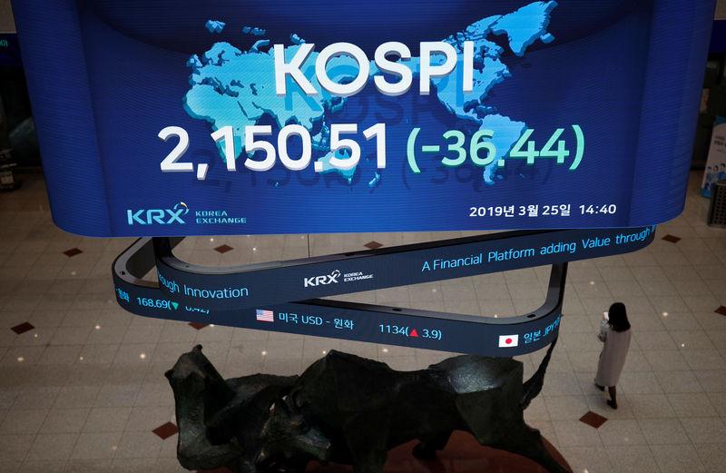 La Bolsa de Seúl sube un 0,18 % merced a los buenos resultados corporativos