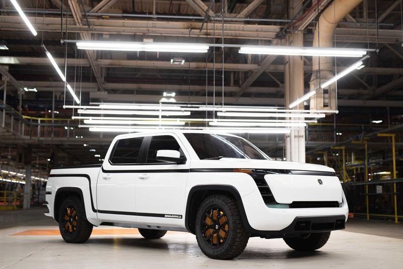 Lordstown-Aktie fällt weiter: Lafferty rät beim Elektroauto-Startup zum Verkauf
