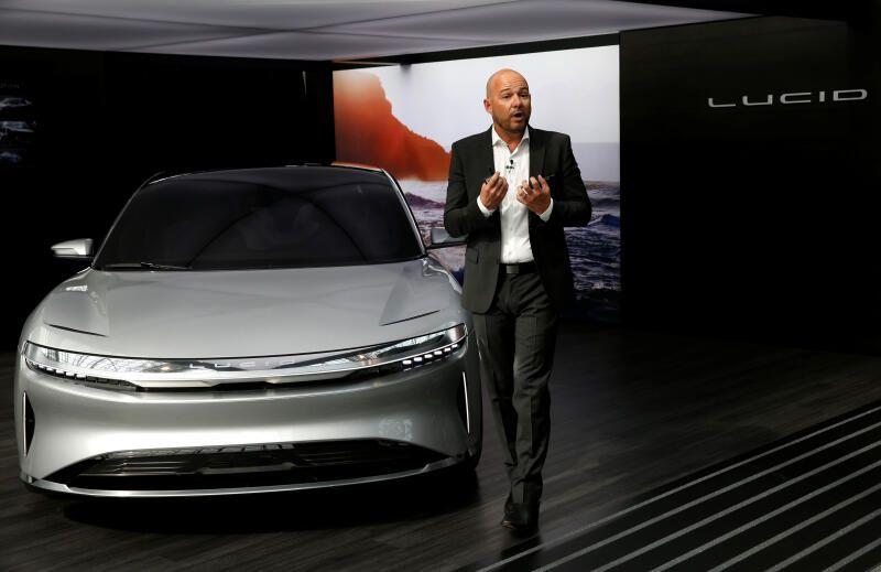 Первый электромобиль Lucid легко превзошел Tesla